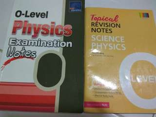 O level Science Physics Notes