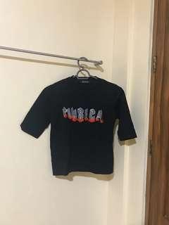 Nava Black Tshirt