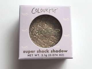 Brand New ColourPop Super Shock Shadow - I HEART THIS ❤️AUTHENTIC❤️