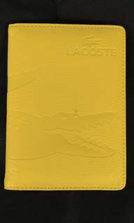 Lacoste Passport Holder