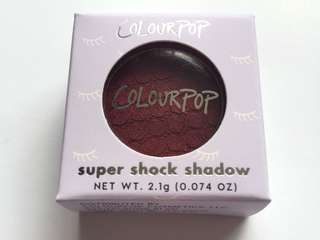 Brand New ColourPop Super Shock Shadow - PARADOX ❤️AUTHENTIC❤️