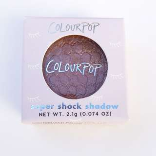 Brand New ColourPop Super Shock Shadow - SEQUIN ❤️AUTHENTIC❤️