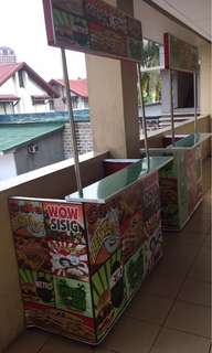 7in1 Food Cart with DTI permit