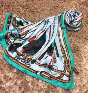 Authentic Gucci scarf