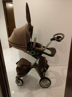 STOKKE xplory with full accessories
