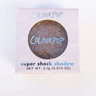 Brand New ColourPop Super Shock Shadow - BIRTHDAY GIRL ❤️AUTHENTIC❤️