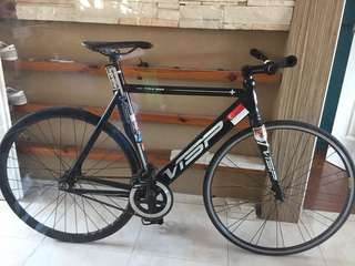 Visp trx 999 full bike