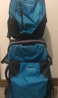 Tekstyl - Set of 2 bags