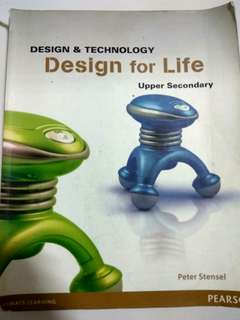 Design for Life Upper secondary Textbook