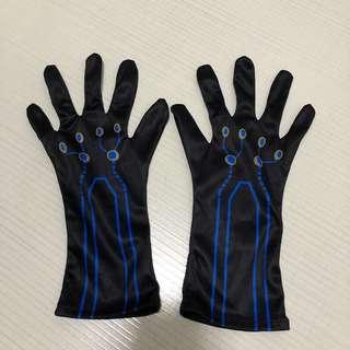 Tron gloves