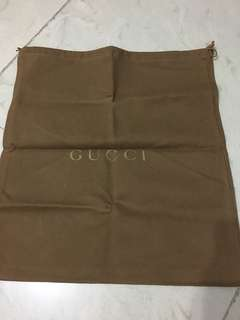 Gucci 塵袋