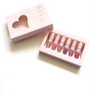 Brand New Kylie Cosmetics The BIRTHDAY COLLECTION - MINI VELVET LIQUID LIPSTICK ❤️AUTHENTIC❤️