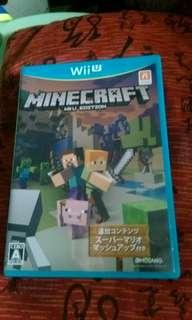 🚚 Minecraft Wii U