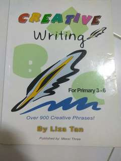 Creative writing for primary 3-6