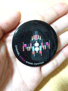 BN Chanel Coco Game Center Badge