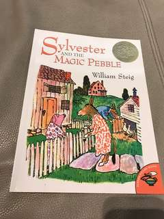 Sylvester and the Magic Pebble (William Steig)