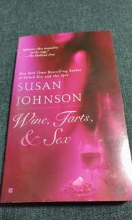 wine, tarts, and sex by susan johnson