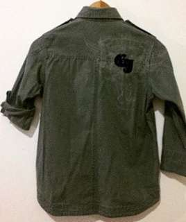 Guess | Army Jacket Outfit for kids | Size: XL (7Y)