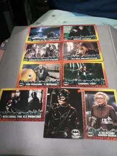 Batman紀念卡每張計