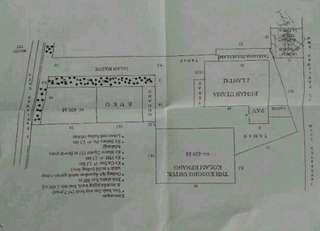 Tanah 2500 m2 Rempoa Raya