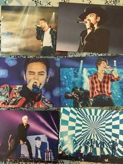 BIGBANG PHOTOCARDS