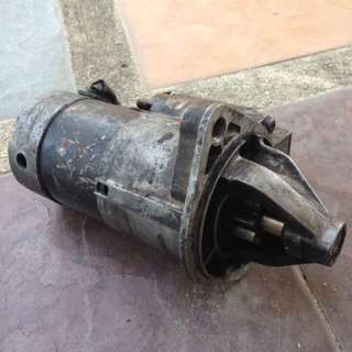 Starter motor highspeed for proton wira satria