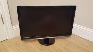 Monitor + USFF CPU