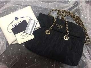 Prada Vintage Shoulder Bag 中古