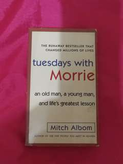 Repriced: Tuesdays with Morrie
