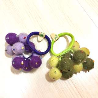 (Made in Japan) Hair accessories 日本手製頭飾