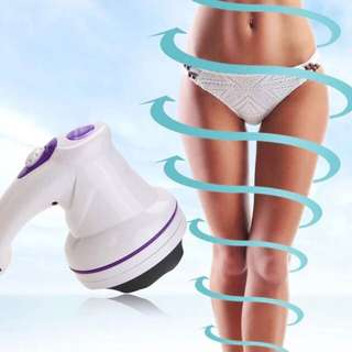 Get Slim with body massager