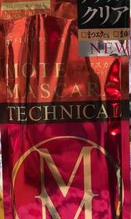 Mote mascara (Gloss and coat) 睫毛液