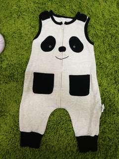 Panda Jump Suit