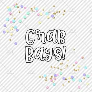 PO - sticker grab bags