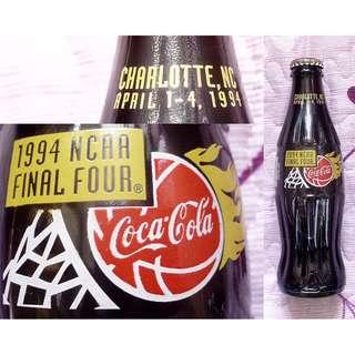 可口可樂94年美國NCAA Final Four 紀念樽一枝
