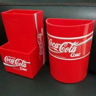 Coke® (Tempat Letak Sudu/Garfu/Tisu