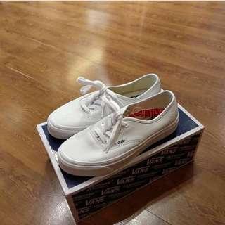 Vans Vault OG Authentic White
