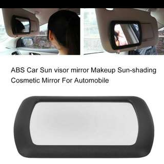 Car Sunvisor Mirror