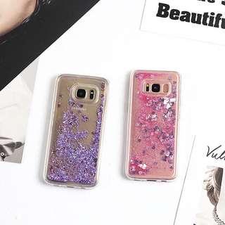 Samsung Liquid Glitter case (Pre-order)