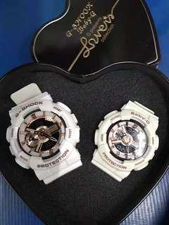 G-shock Couple Watch