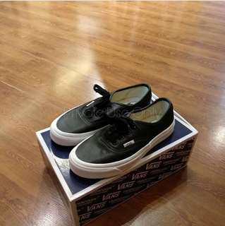 Vans Vault OG Authentic Black