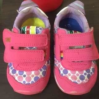 Ifme女童鞋 12.5號 9成新 保存良好