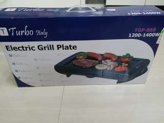 韓式燒烤爐 Turbo Italy Electric Grill Plate