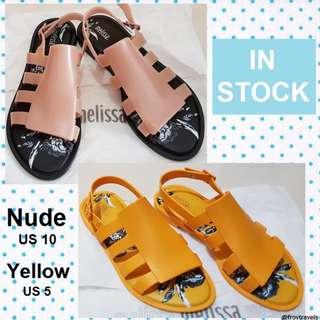 BN Melissa Boemia II Sandals US 5 & 10 ; Eur 36 & 41/42