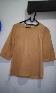 #horegajian blouse orange