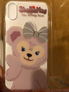 Authentic HK Disneyland iPhone x cover