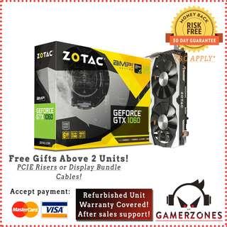 [LIMITED] ZOTAC GTX 1060 AMP! Edition 6GB