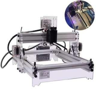 NEJE 500mW Desktop Violet Laser Engraving Machine Printer DIY Kit