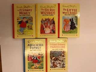 Enid Blyton Books — 5 books