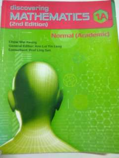 Discovering Mathematics 1A